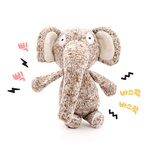 반려동물 장난감 헙스 멜란지 토이 코끼리
