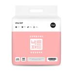 워피 바른배변패드 50매 핑크(레몬향)