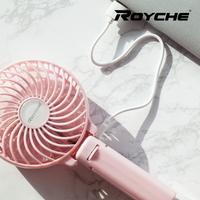 ROYCHE 스토미 충전식 휴대용 미니 선풍기