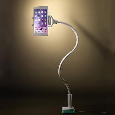 WEZEL LED스탠드겸용 태블릿 스마트폰 거치대 WMB-TS1000LED