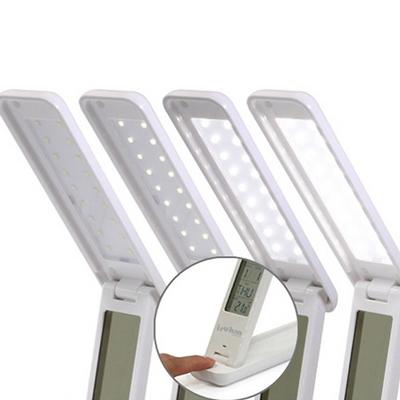 iruhm 접이식 LED 터치스탠드