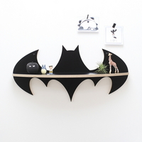 자작나무 배트맨 선반