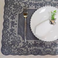 피오리라 레이스 방수 식탁매트 4color