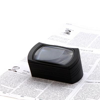 일본3R정품 LED 독서 확대경 / 스몰리아 WIDE-LC