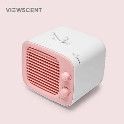 뷰센트 하이브리드 미니 에어쿨러 탁상용 선풍기 VIEW-CM001