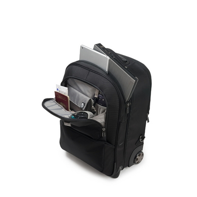 DICOTA 백팩 롤러 프로 17.3인치 노트북롤러 캐리어 D31224