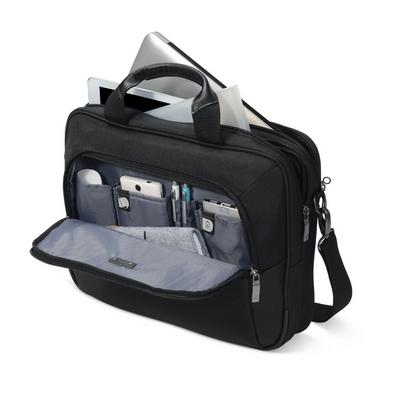 DICOTA 에코 탑 트래블러 셀렉트 12-14.1인치 노트북가방 서류가방 에코 D31643