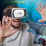 신형 스마트폰 VRBOX 박스 가상현실 체험 기기