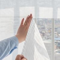 갓샵 미세먼지 창문필터 차단 방충망 붙이는 초미세먼지 2.5m