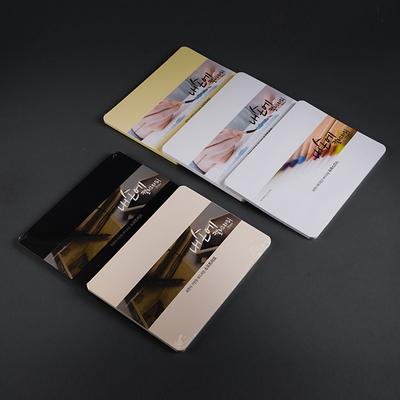 내손에 캘리그라피 패드 카드 25매 페이퍼