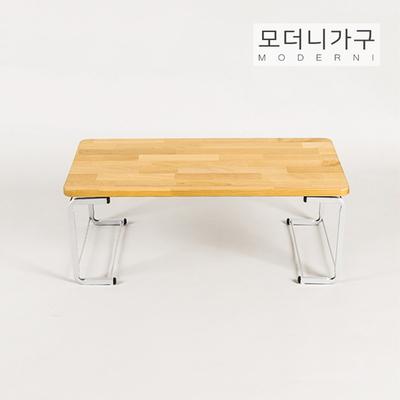 체리쉬시리즈 원목 접이식 좌식테이블