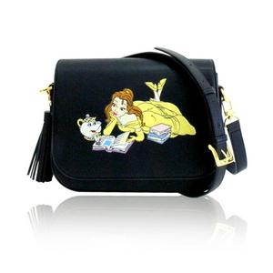 Biel x Disney _ Belle normal cross bag