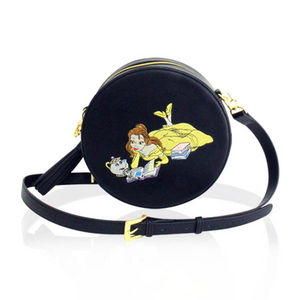 Biel x Disney _ Belle circle cross bag