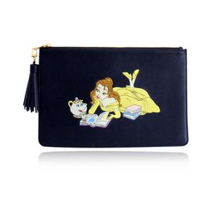 Biel x Disney _ Belle clutch bag
