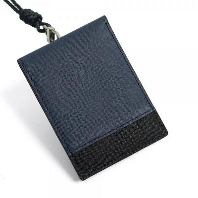 콤비 목걸이 카드지갑