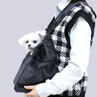 편안한 강아지이동가방 내품애
