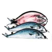 생선필통 고등어필통