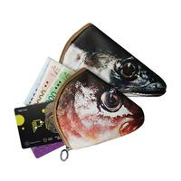 물고기 동전 지갑