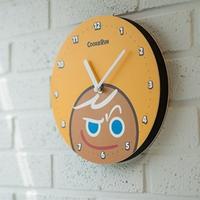 쿠키런 저소음 벽시계
