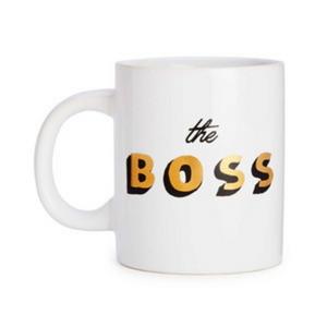 hot stuff ceramic mug-the boss