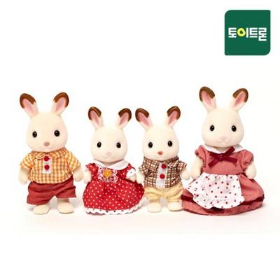4150-초콜릿토끼 가족(3125)