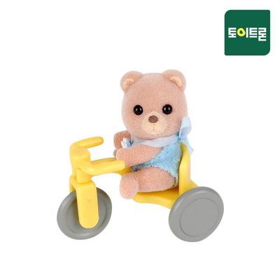 4391A-미니가방 놀이터(3340)-노랑자전거