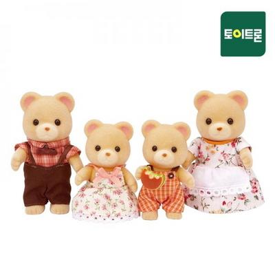 [실바니안공식] 5059-곰 가족(3150)