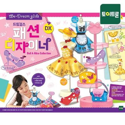 [공식] 드림걸스-패션디자이너DX 벨&앨리스 컬렉션
