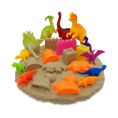 BIG 공룡 모래 놀이 세트