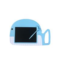 LCD 컬러 유아 패드 전자노트-고래 (LPN002)