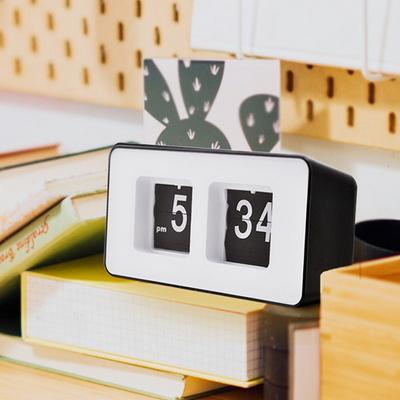 심플 플립01 시계