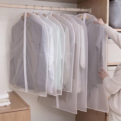 인블룸 베이직 반투명 방수 옷커버 특대형 60x120 5개세트