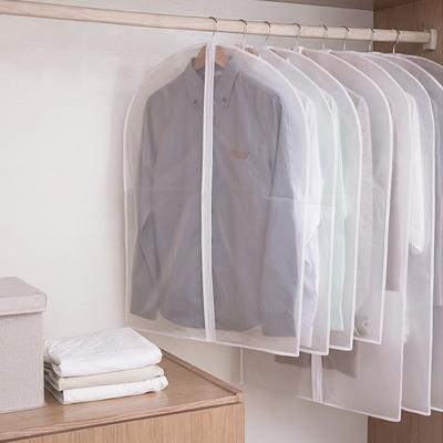 인블룸 베이직 반투명 방수 옷커버 대형 60x100 5개세트