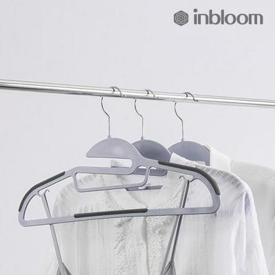인블룸 논슬립 베이직 옷걸이 10개 세트