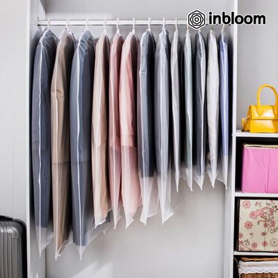 인블룸 2개세트 반투명 방수 옷커버 60x100 5p