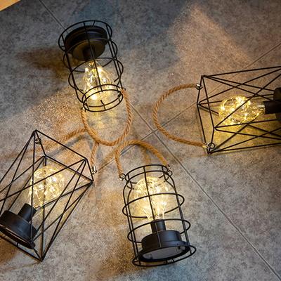 인테리어 차박 캠핑용 LED전등 조명 걸이형 2종1택