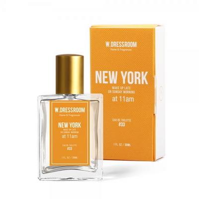 [W.DRESSROOM] 퍼퓸 EDT #33 뉴욕 AT 11AM 30ml