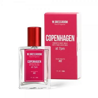 [W.DRESSROOM] 퍼퓸 EDT #32 코펜하겐 AT 7PM 30ml
