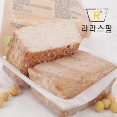 국산콩100 라라스팜 고소한 견과류 두부