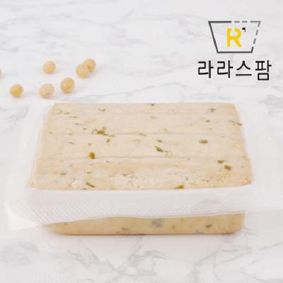 국산콩100 라라스팜 매콤한 구운 두부