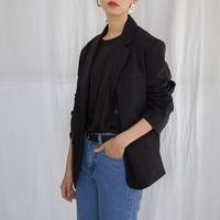 걸즈 테일러드 자켓 (2color)