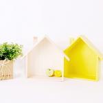 집모양 선반 만들기 집모양 우드소품/공예