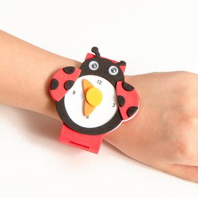 EVA 손목시계만들기 장난감시계