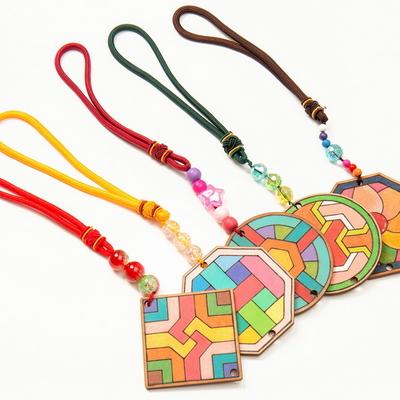 추석 전통 만들기 매듭공예