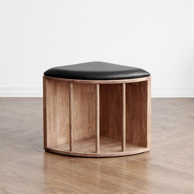 [블랙러버] A형 V책꽂이 의자