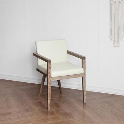 [로버] 의자 아이보리