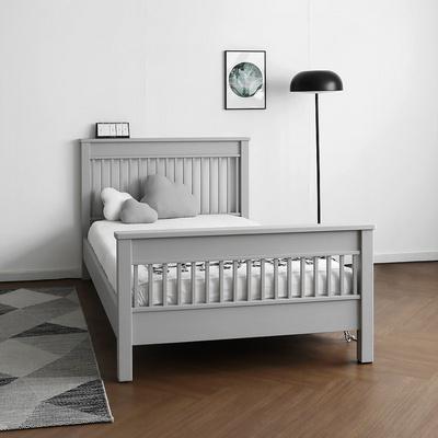[코코엣지] A형 침대 : 블랑그레이 SS