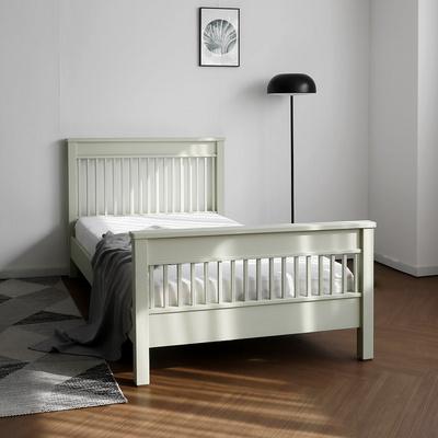 [코코엣지] A형 침대 : 블랑그린 Q
