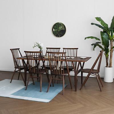 [헤리티지월넛] AH형 식탁/테이블 세트 1800