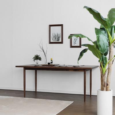 [헤리티지월넛] AF형 식탁/테이블